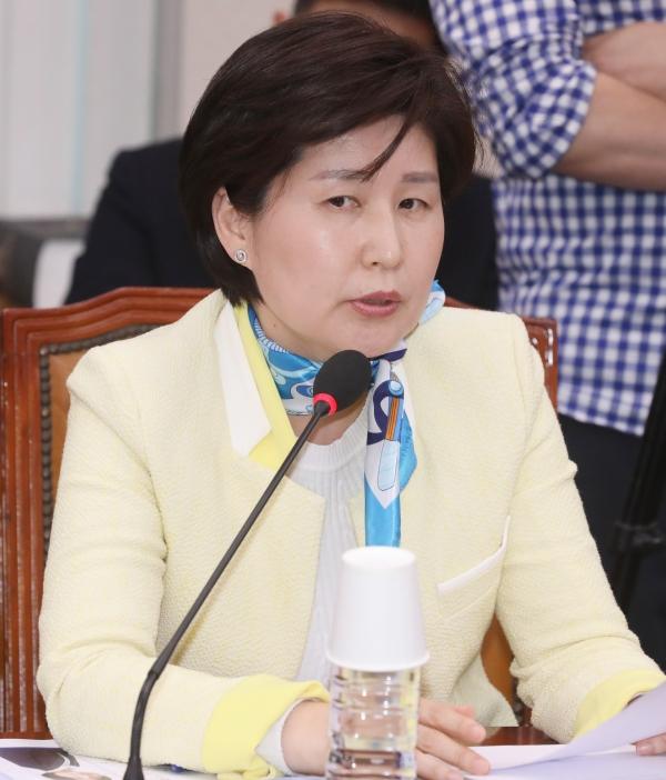 더불어민주당 백혜련 의원 ⓒ뉴시스·여성신문