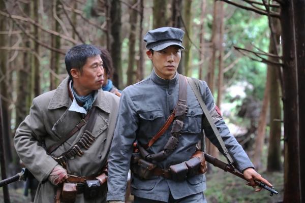 '봉오동 전투'의 한 장면. ⓒ쇼박스