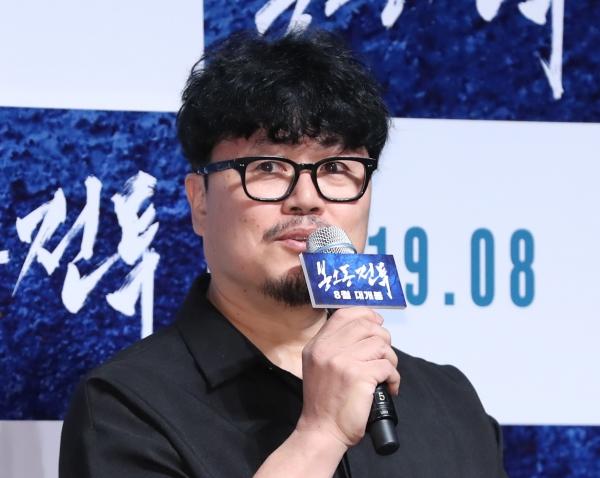 '봉오동 전투'의 원신연 감독 ⓒ뉴시스·여성신문