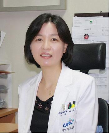 중앙대병원 진단검사의학과 이미경 교수