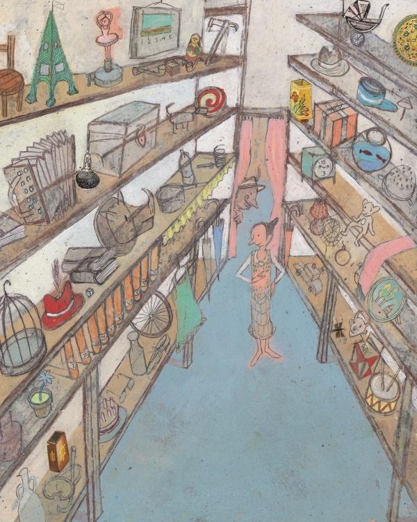 『릴리의 눈물 이야기』 ⓒ 나탈리 포르티에, 작가정신