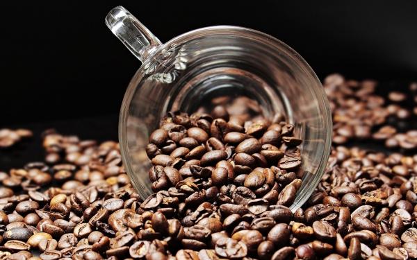 커피콩. ⓒpixabay