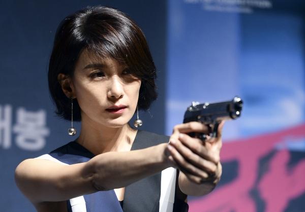 배우 김서형. ⓒ뉴시스·여성신문