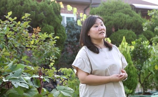 도시농업전문가 양성과정 이은희 반장 인터뷰.