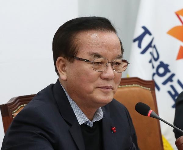 자유한국당 정갑윤 국회의원 / 뉴시스