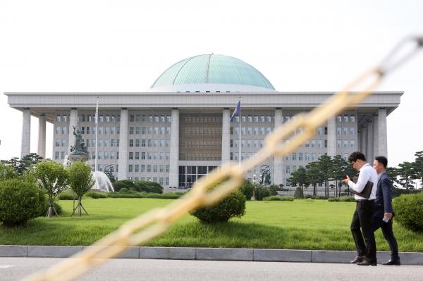 국회의사당. ⓒ곽성경 여성신문 사진기자