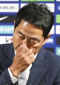 여자축구대표팀 신임 사령탑 최인철 감독. ⓒ뉴시스·여성신문