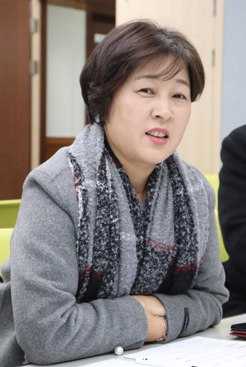 김경희 경기도의회 제2교육행정위원회 의원(더불어민주당, 고양6) ⓒ경기도의회