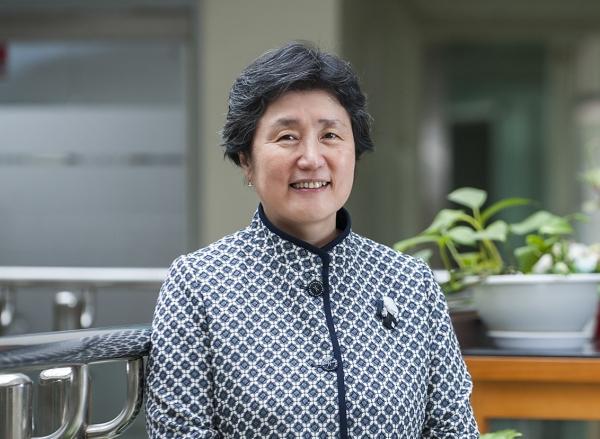 강경희 서울시여성가족재단 대표이사