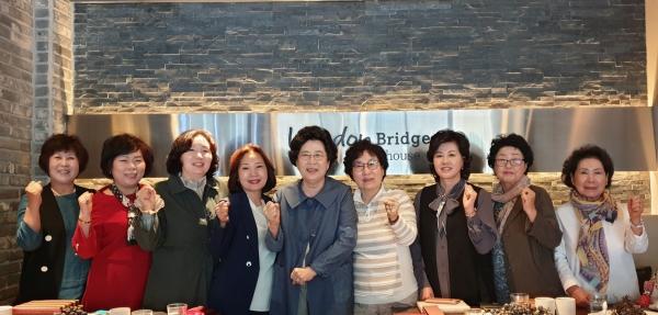 21세기여성정치연합 경북지회(회장 손말남)는 이사회를 개최하고 경북여성들의 정치세력화를 위한 방안을 논의했다.