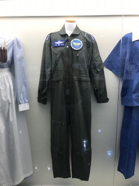 김경오 회장 기증 공군복 1950-1953