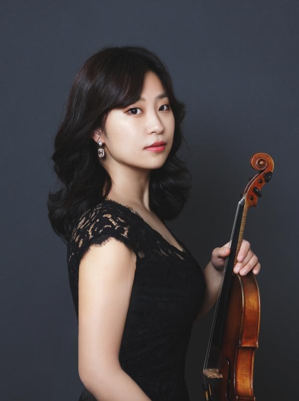 바이올리니스트 김수지 ⓒ수성아트피아