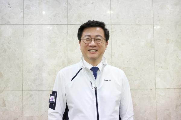 정창수 서울특별시체육회 사무처장. ⓒ곽성경 여성신문 사진기자