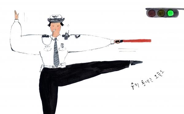 그림책 『밥.춤』 ©정인하