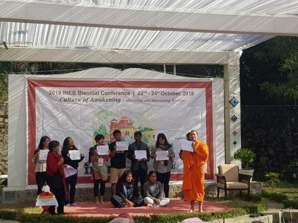 '대립 속에서의 진실의 자각'- 태국 여성운동가 우폴 쿠안카우 강의 중에서 ©옥복연