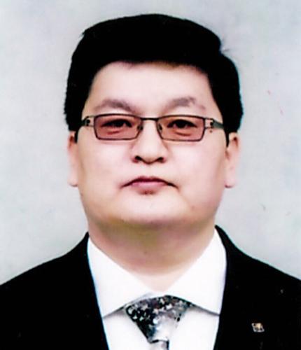 오드바야르 도르지 몽골 헌법재판소장. ⓒ몽골 대법원