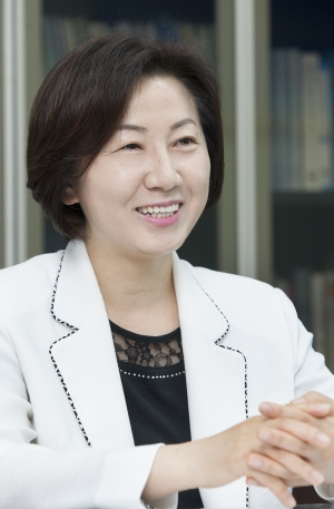 더불어민주당 송옥주 원내부대표 ⓒ이정실 여성신문 사진기자