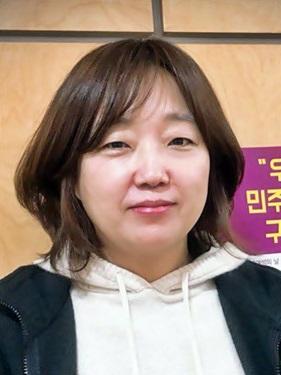 박은주 한국여성단체연합 활동가