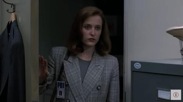 '스컬리 효과(Scully Effect)'는 미국드라마 'X파일'의 주인공 스컬리(질리언 앤더슨)를 본 여성들이 과학·기술·공학·수학 분야에서 꿈을 키웠다는 이론이다. 스컬리는 극중에서 FBI요원으로 등장했다. ⓒ'X파일' 공식홈페이지 유튜브