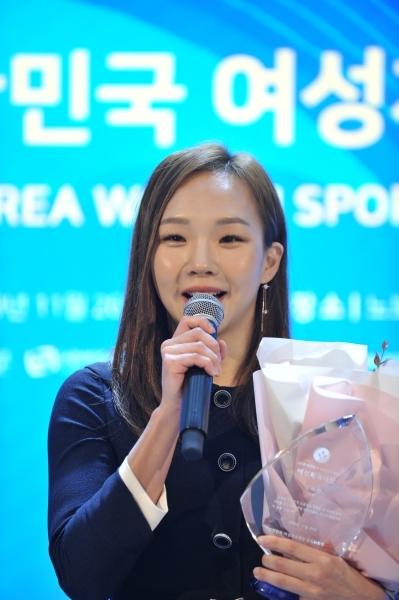 김서영의 목표는 2020년 도쿄올림픽에 맞춰져 있다. ⓒ박정현 사진작가