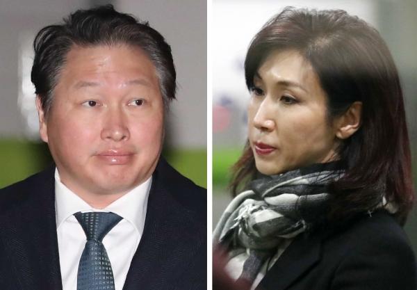 노소영 아트센터 나비 관장이 남편 최태원 SK그룹 회장이 낸 이혼소송에 맞소송을 제기했다. ©뉴시스