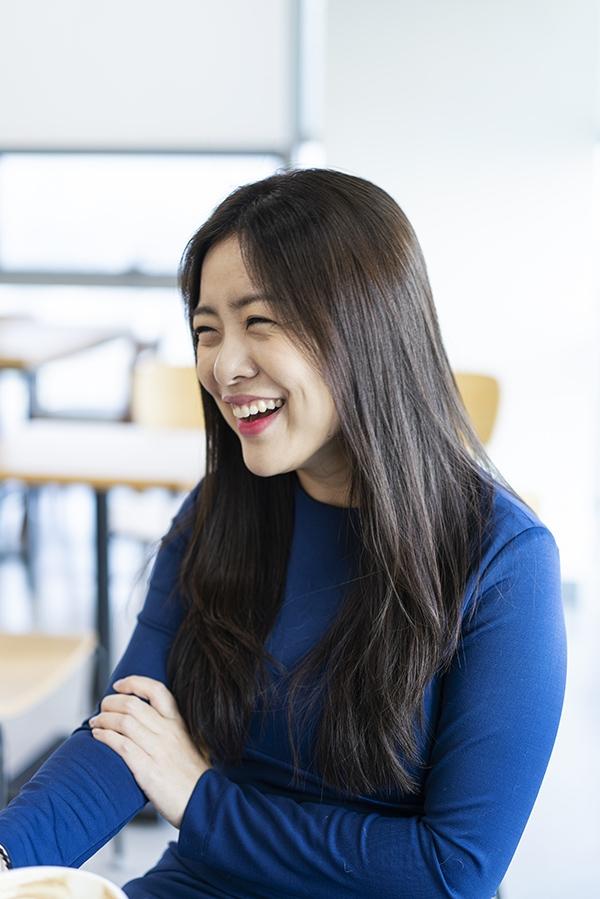 이슬예나 한국교육방송공사(EBS) PD ⓒ여성신문