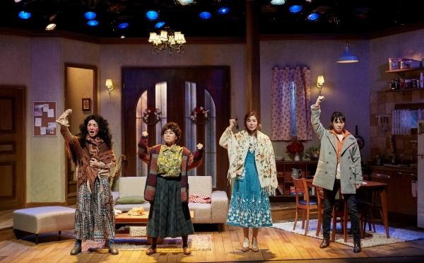 연극 '꽃의 비밀'. ⓒ파크컴퍼니