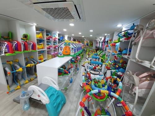 송파구의 장난감 도서관 ⓒ송파구
