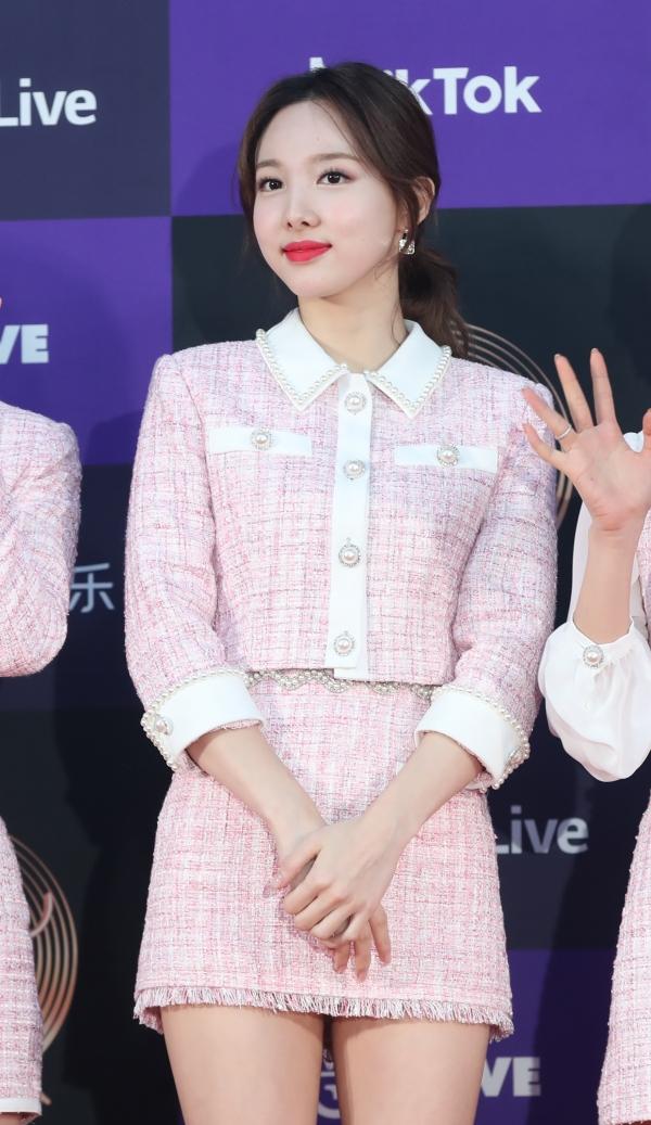 트와이스 멤버 나연. ⓒ뉴시스·여성신문