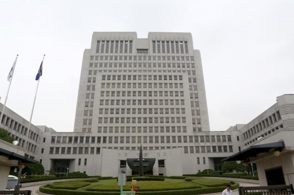 대법원. ⓒ곽성경 여성신문 사진기자