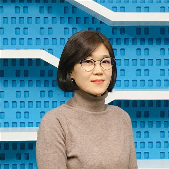 강동대 사회맞춤형교육사업단(LINC+)김희자 팀장. ⓒ강동대