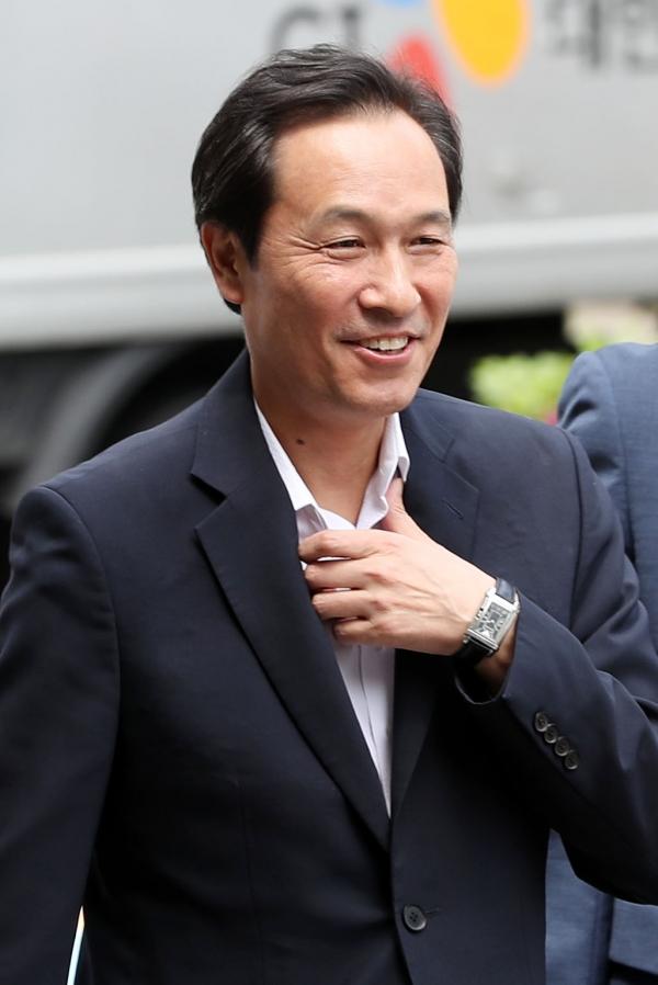 우상호 더불어민주당 의원. ⓒ뉴시스·여성신문