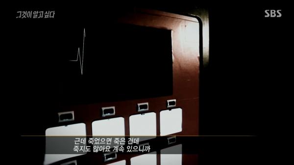 SBS 그것이 알고 싶다 '죽어도 사라지지 않는... 웹하드 불법동영상의 진실' 편의 한 장면. ⓒ SBS
