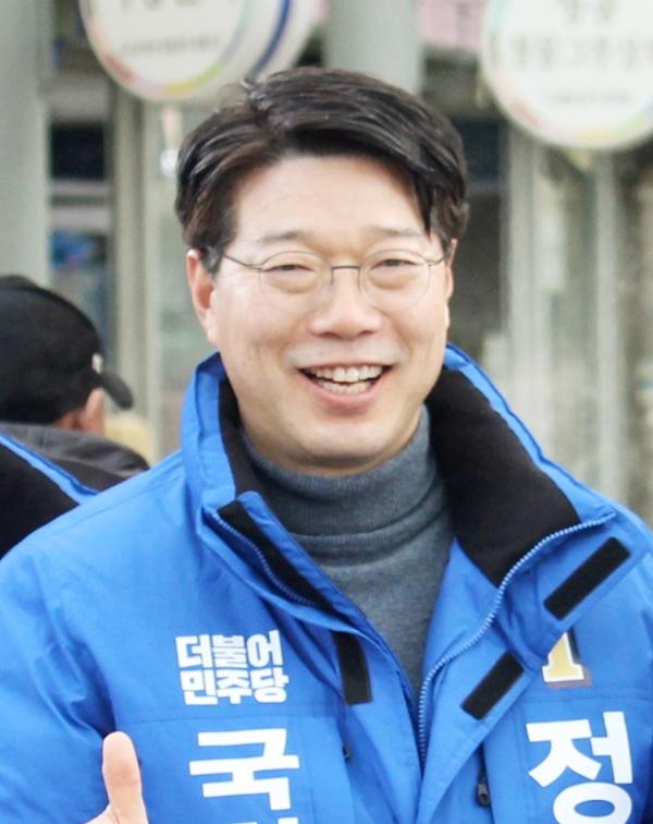 더불어민주당 영천·청도 정우동 예비후보.