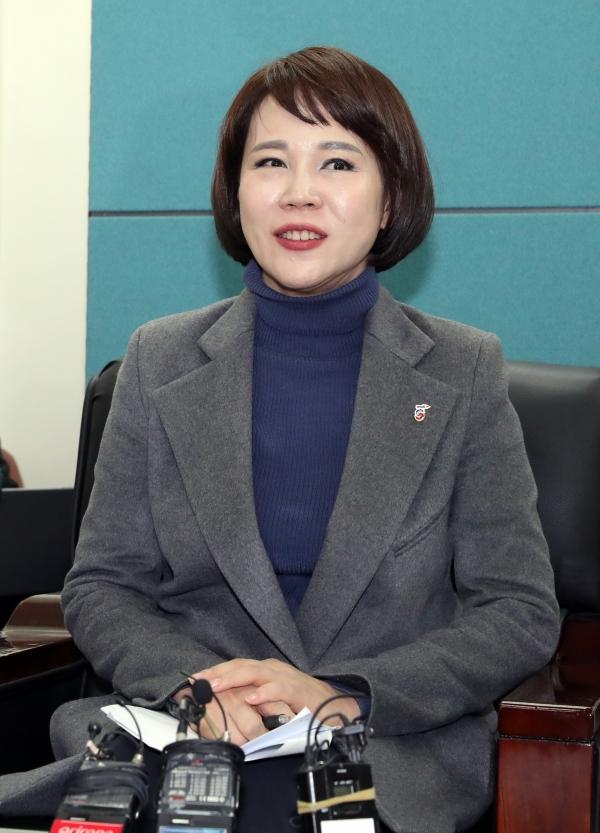 전현희 의원. ⓒ뉴시스·여성신문