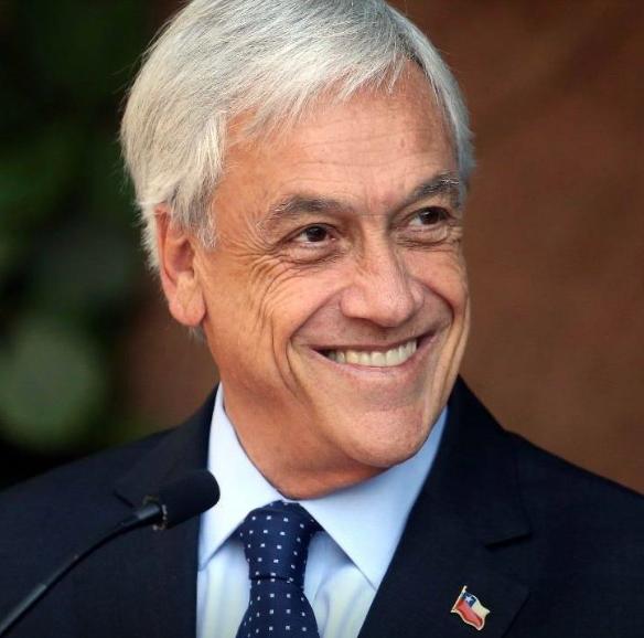 ©Sebastián Piñera facebook 캡쳐