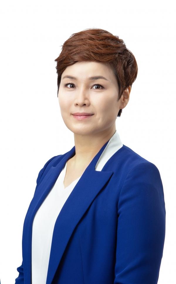 더불어민주당 광명갑 임오경 후보. ⓒ더불어민주당 제공