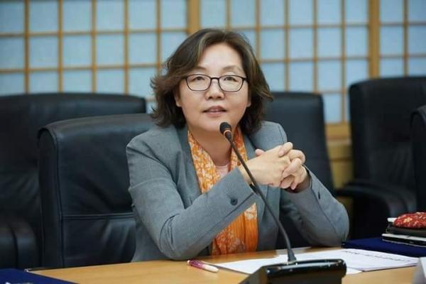 임윤옥 한국여성노동자회 자문위원