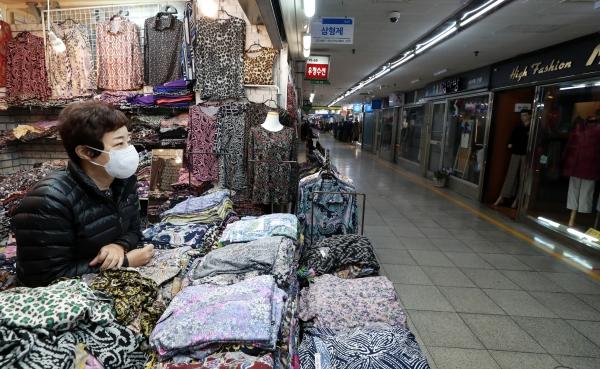 대구 중구 대신지하상가 ⓒ뉴시스‧여성신문