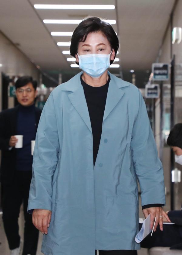 남인순 더불어민주당 최고위원.