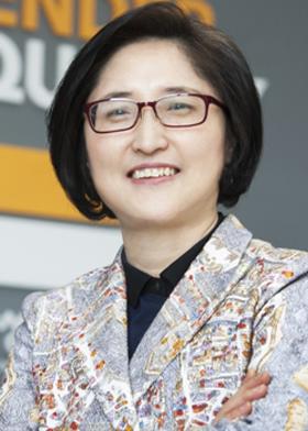 민무숙 제3대 제주여성가족연구원장.