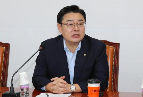 김성원 통합당 신임 원내수석부대표. ⓒ뉴시스·여성신문