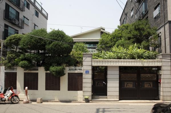마포구에 위치한 일본군 위안부 피해자 쉼터 '평화의 우리집'. ⓒ홍수형 기자