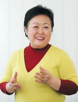 송우정 거제도애광원 대표이사 이사장. ⓒ여성신문