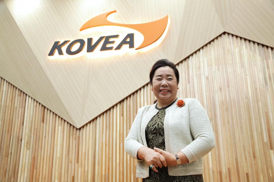 강혜근 코베아 대표 ⓒ홍수형 기자