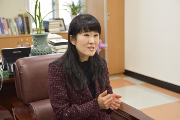 배향선 경북 경산시의회 의원.