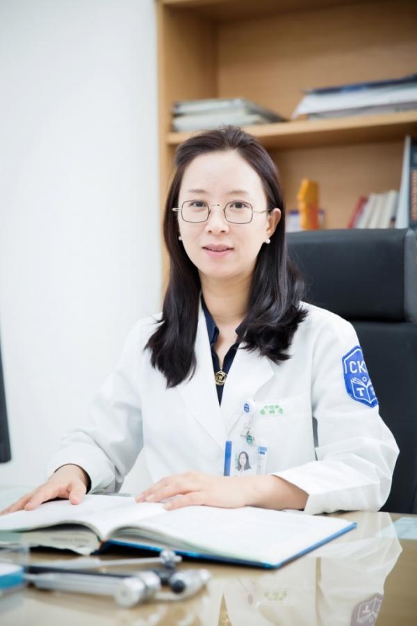 김혜윤 가톨릭관동대 국제성모병원 신경과 교수. ⓒ가톨릭관동대국제성모병원