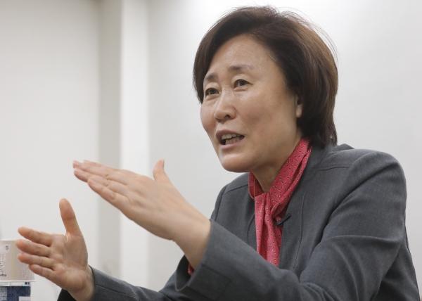 윤주경 미래통합당 의원. ⓒ뉴시스·여성신문