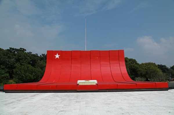 아웅산 국립묘지. ©조용경