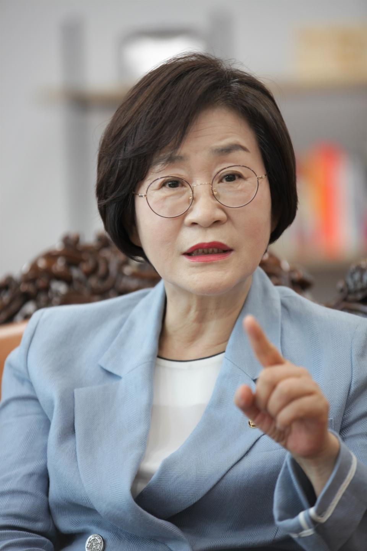김상희 국회부의장 ⓒ홍수형 기자